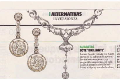 Alternativas y Inversiones – La Vanguardia 12-11-2017
